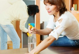 4 cleaning tips for busy families