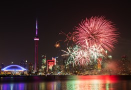 Top 15 New Year's Eve events and parties in Toronto this year