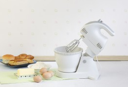 Simple tips to care for food processors and mixers
