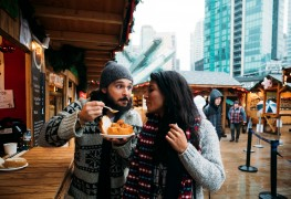 Food festivals and dining events happening in Vancouver this December