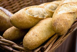 Fresh and crusty homemade French bread recipe