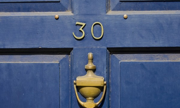 Installing a new front door to make your home more attractive