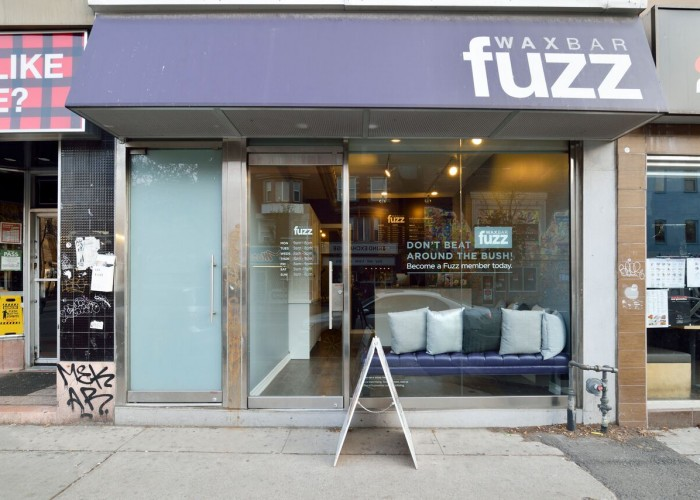 Fuzz Wax Bar - Toronto's first wax bar has four locations in Toronto.