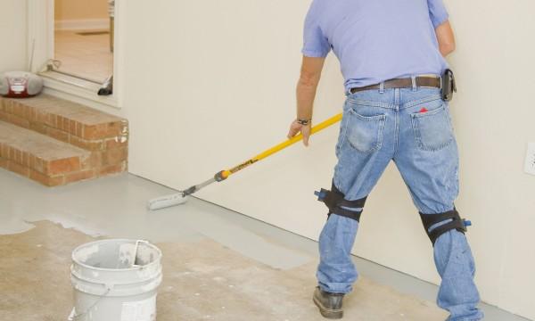 Stylish flooring options for the garage