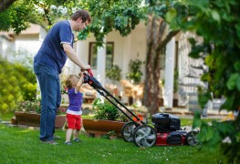 Get to know the different kinds of lawn mowers