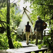 Where to go glamping in B.C.