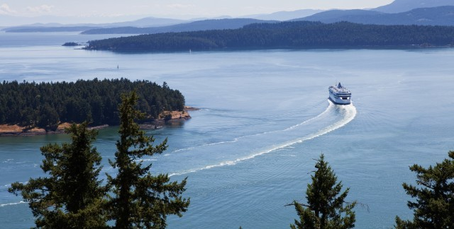 Getting away from it all: Fun in the Gulf Islands