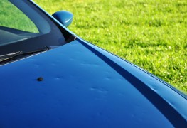 How to fix hail damage on your car