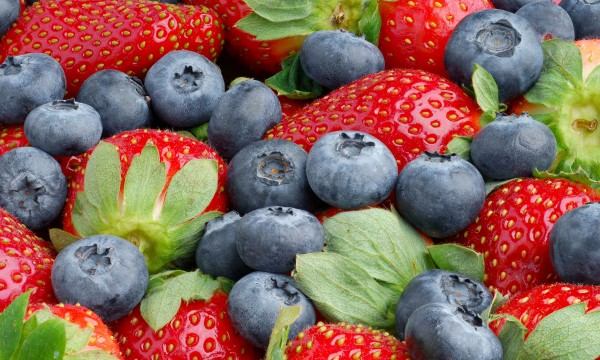 The top 5 fruits for your heart