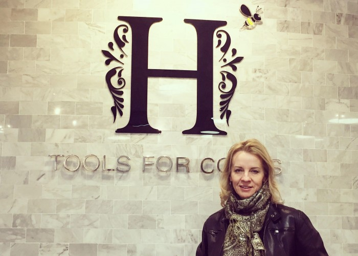 Lynn Hillaby opened Hillaby's Tools for Cooks after collecting must-have kitchenwares from around the world.