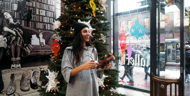 A stress-free guide to holiday shopping in Vancouver