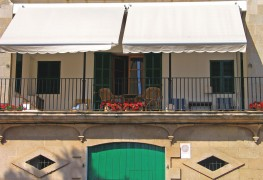How awnings can reduce your heating and cooling costs