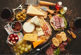 Plan the perfect wine and cheese night at home