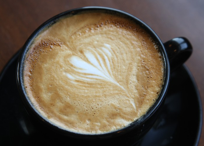 coffee, espresso, French Press, latte, cappucino, fresh muffins, weekend brunch