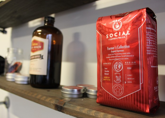 Station Cold Brew Coffee Co. - ethically and sustainably sourced coffee from Social