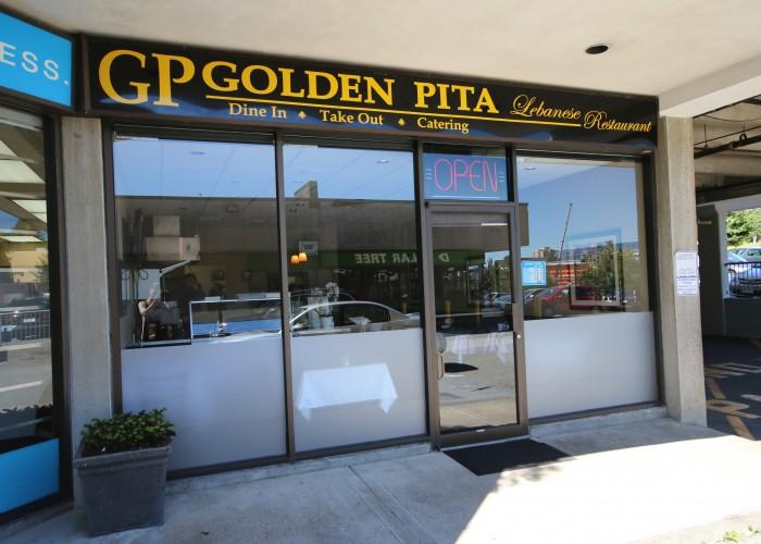 Golden Pita - food and beverage