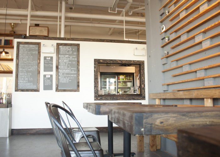 Prado offers locally-roasted beans, flavourful drinks and a relaxed atmosphere.