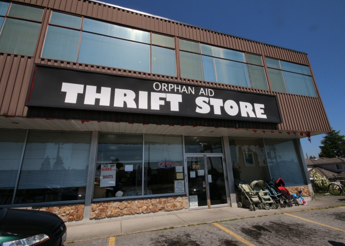 Orphan Aid Thrift Store
