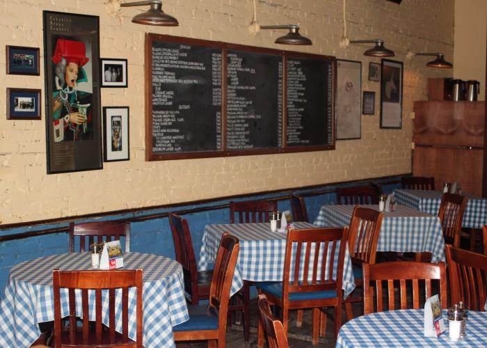 Allen's, Upscale pub, Steak, Scotch, Danforth restaurant
