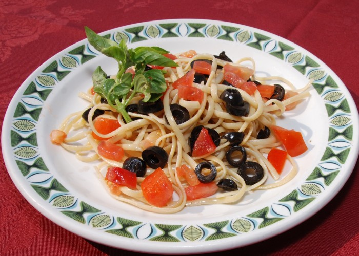 Il Vagabondo Ristorante serves a variety of Italian pasta dishes.