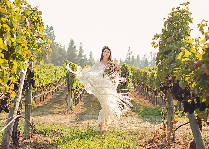 Jessica Fern Facette Photography scouts out locations in advance for wedding shoots.