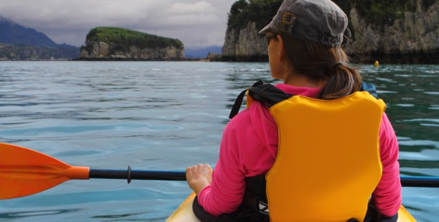 3 ways kayaking can help you escape your stress