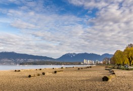 Vancouver beach guide: A beach for every mood