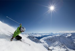 Helpful tips for learning to ski