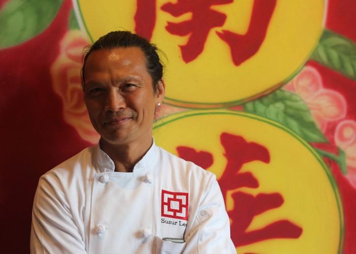 Lee Restaurant is the flagship restaurant of owner Susur Lee, an award-winning celebrity chef.