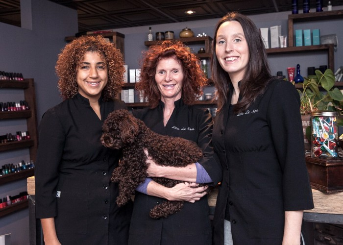 Hair removal, facial care, pedicure, manicure Brands: Pier Augé, Payot, Karine Herzog, Calidou, Alessandro, Gant Renaissance