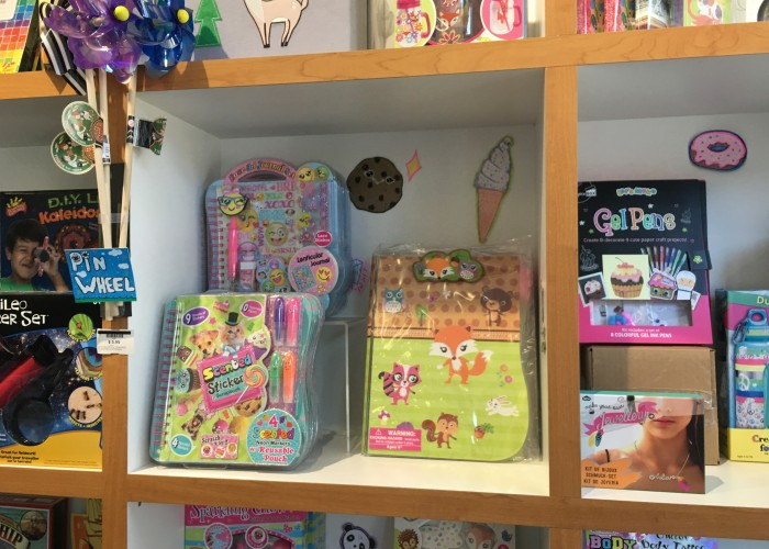 Midoco carries fun stuff for kids.