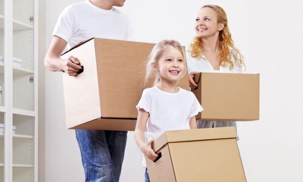 4 tips for helping your kids thrive after a move