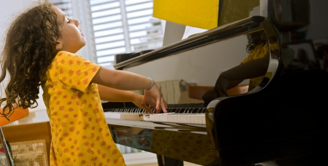 Music and your child's brain: the creative connection