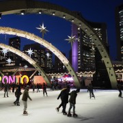Holiday lights in Toronto: the prettiest places to visit this year