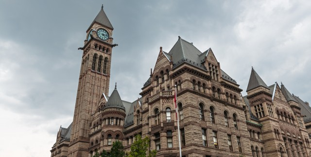 13 haunted places you can visit in Toronto