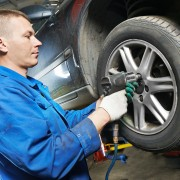 How many tires should you replace after a flat?
