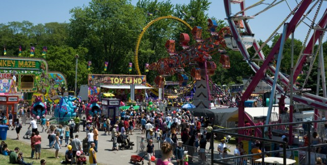 Best summer festivals in Ontario
