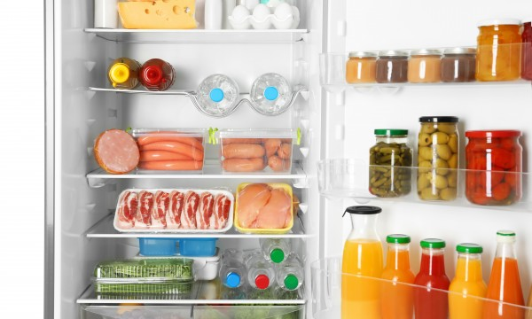 4 tips for a tidy and clean fridge we learned from The Home Edit