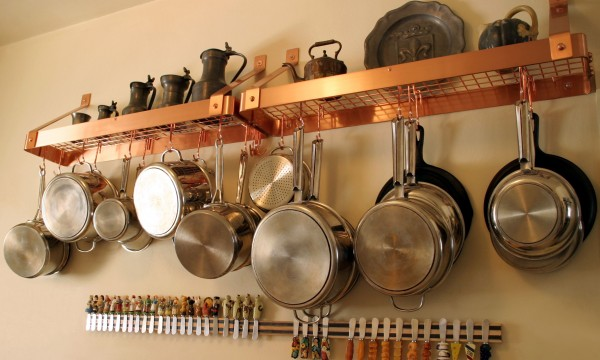 Keeping your kitchen organized and efficient
