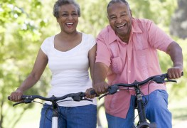 How getting outside can help with diabetes