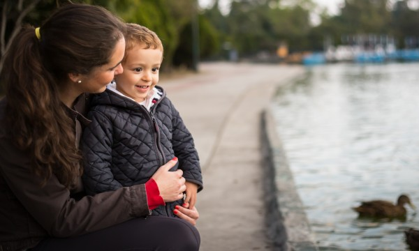 5 ways to make time for yourself as a parent