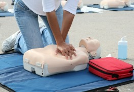 How to perform CPR in an emergency