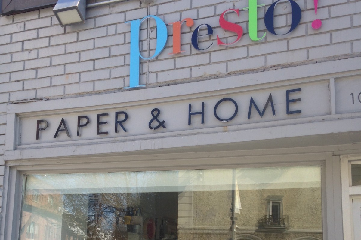 Presto Paper & Home