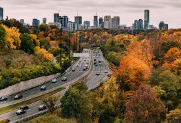 Best spots to view the fall foliage in Toronto