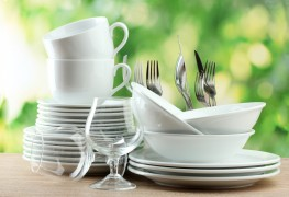 Easy ways to protect your dinnerware