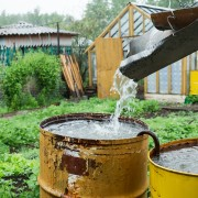 How-to guide for harvesting and using rainwater