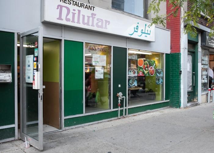 Nilufar Restaurant Montreal