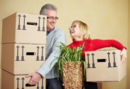 How to make moving during retirement easier