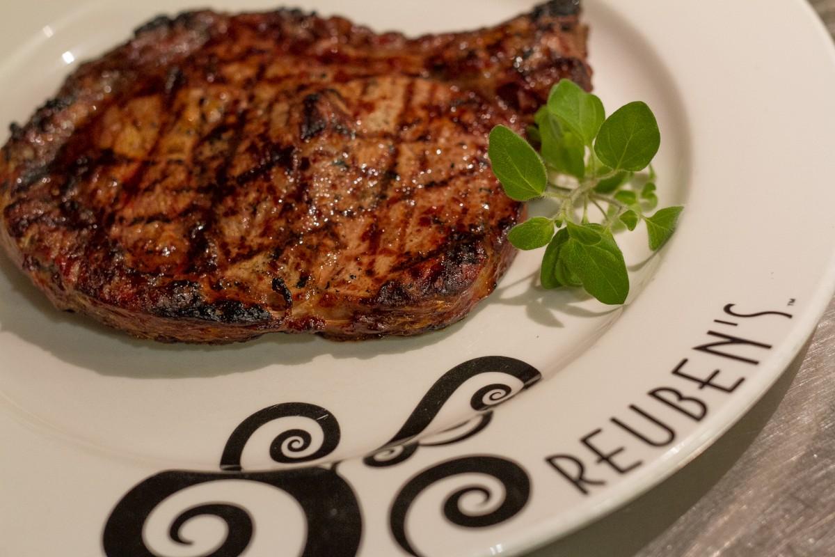 Reuben's Deli and Steakhouse
