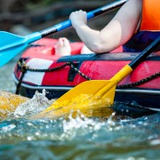 The beginner's guide to rafting in Calgary